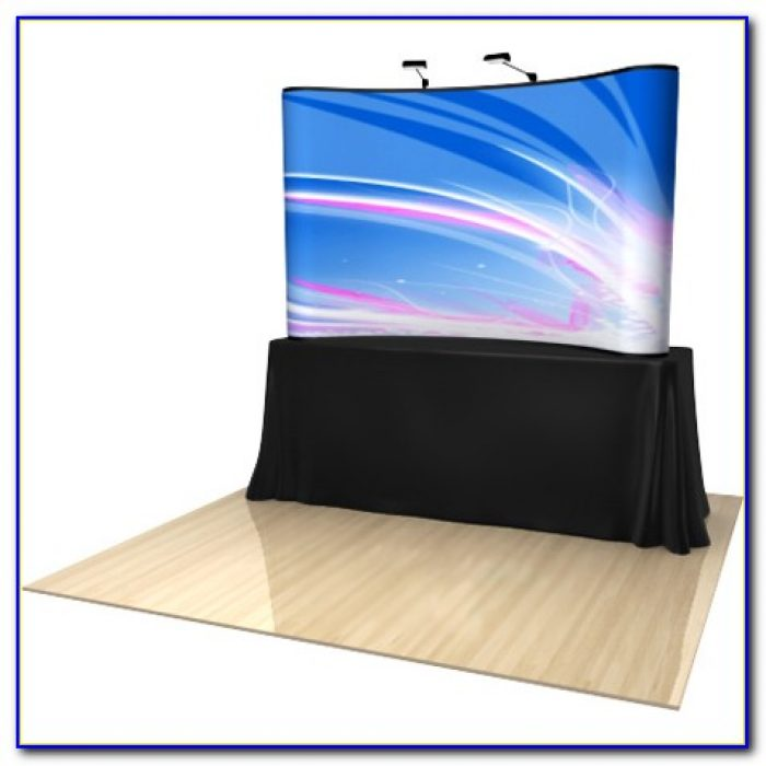 Table Top Display Boards For Trade Shows Tabletop Home