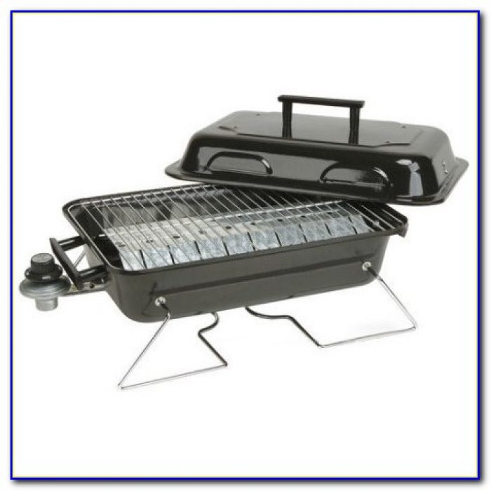 Tabletop Portable Gas Bbq