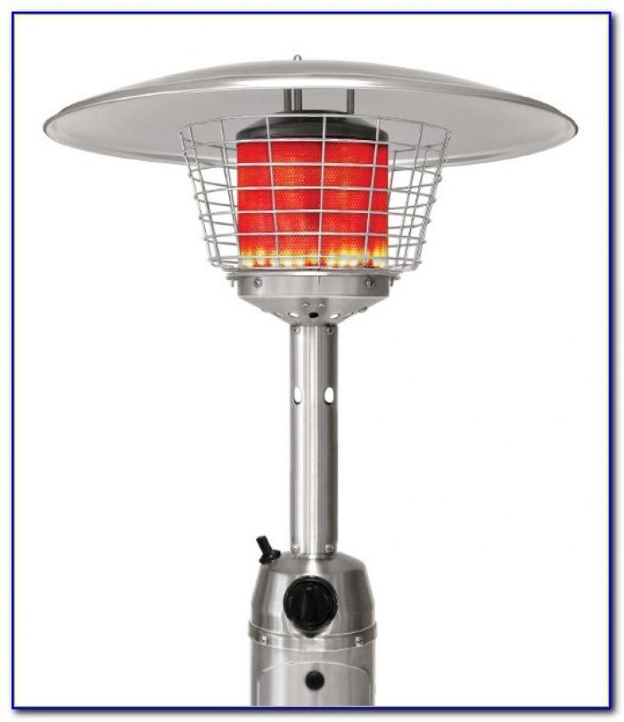 Tabletop Propane Patio Heater