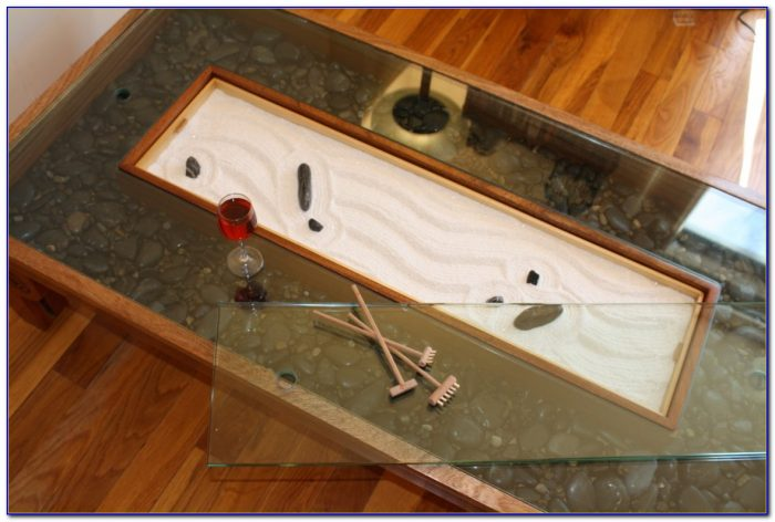 Tabletop Zen Garden Tools