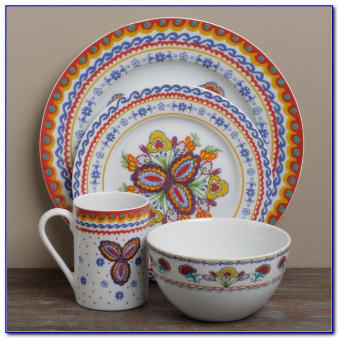 Tabletops Gallery York 16 Pc. Dinnerware Set