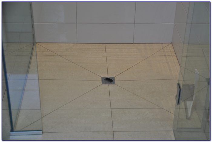 Tile Over Plastic Shower Pan