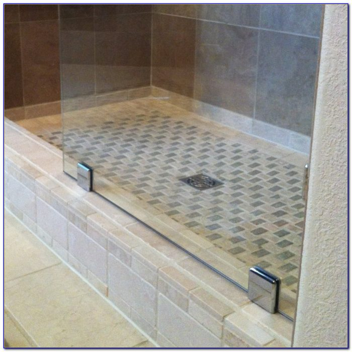 Tile Over Shower Pan Lip