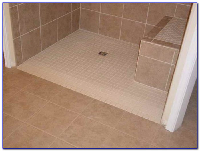 Tile Patterns For Shower Floor