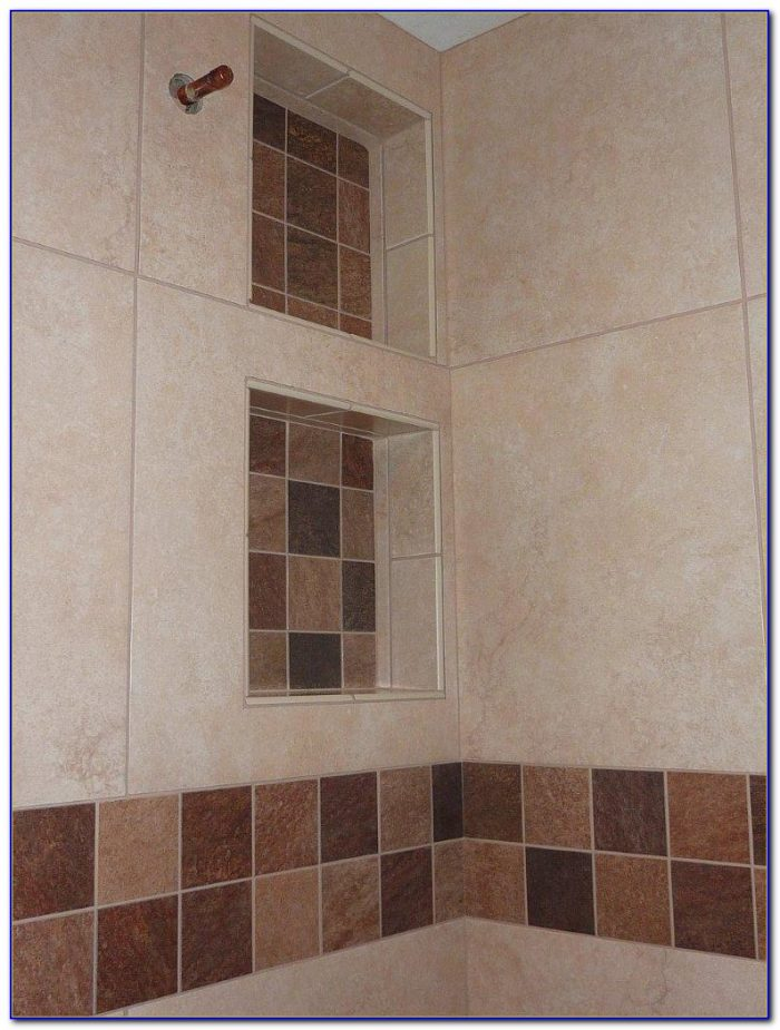 Tile Ready Niche Wall : Tile redi shower niche canada tiles home design ideas