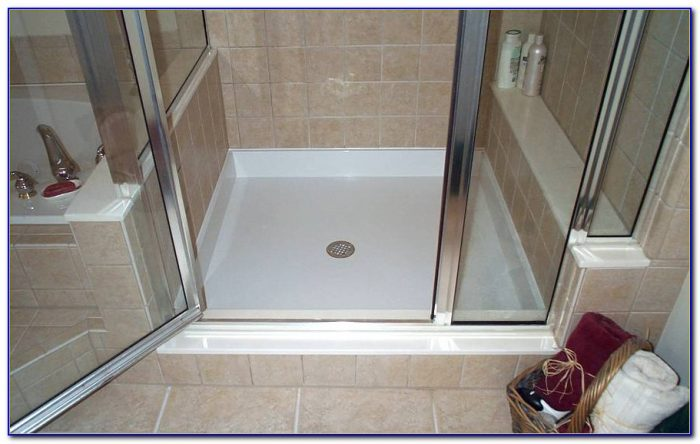 Tile Ready Shower Pan 32 X 60