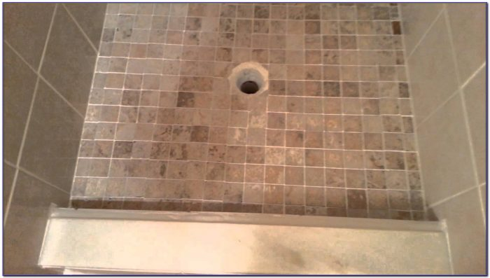 Tile Ready Shower Pan 36 X 60