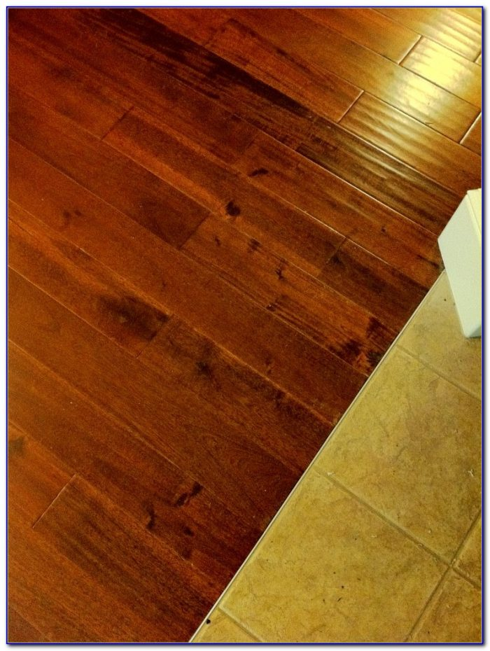 Tile To Hardwood Transition Height Difference