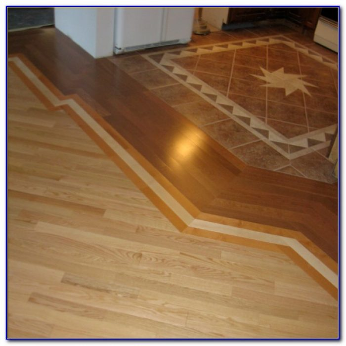 Tile To Hardwood Transition Ideas