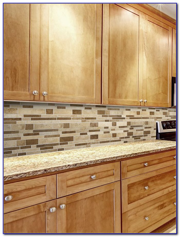 travertine subway tile kitchen backsplash tiles home