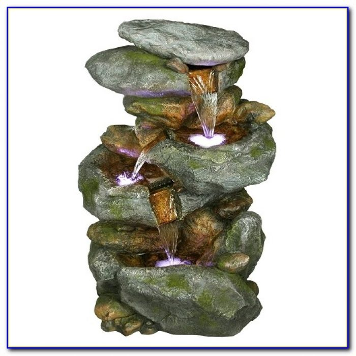 Waterfall Tabletop Fountain