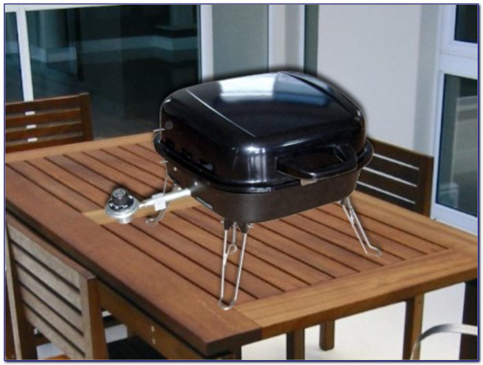 Weber Portable Tabletop Gas Grill
