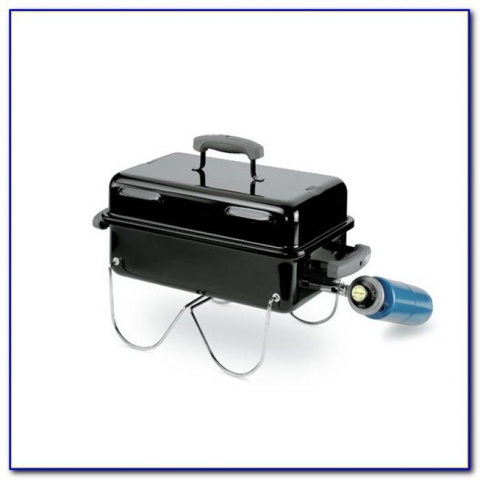 Weber Tabletop Propane Grill
