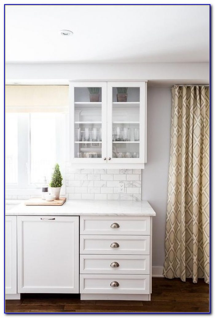 White Beveled Subway Tile Grout Color