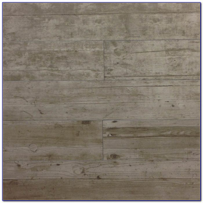 Wood Look Plank Tile Installation