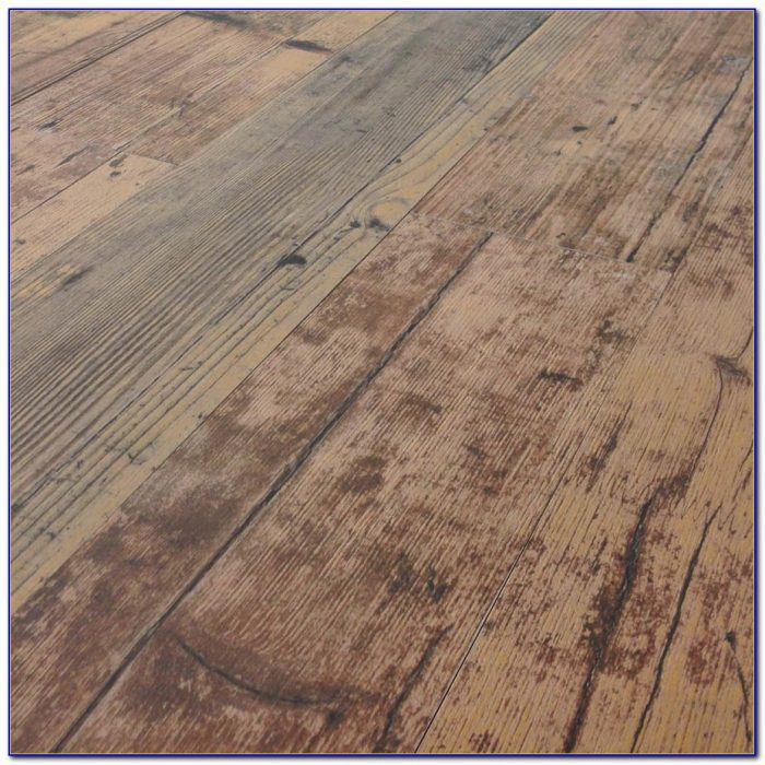 Wood Plank Look Vinyl Tile