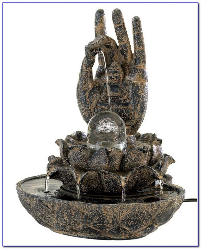 Zen Garden Fountain Tabletop