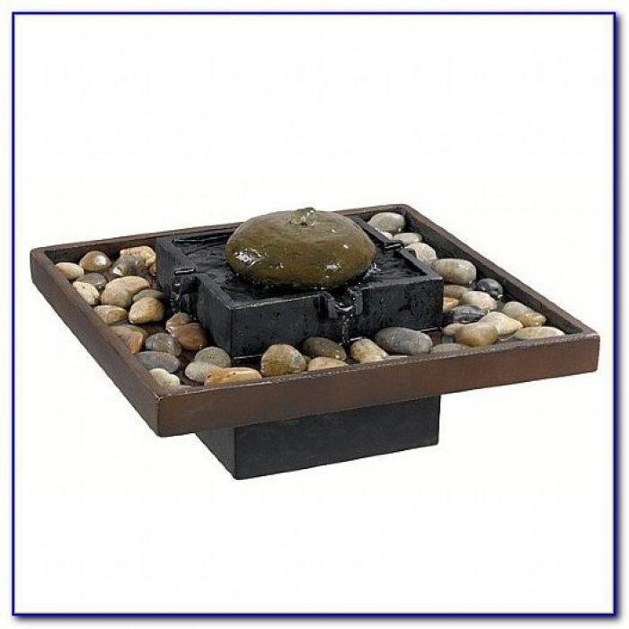 Zen Water Fountain Tabletop