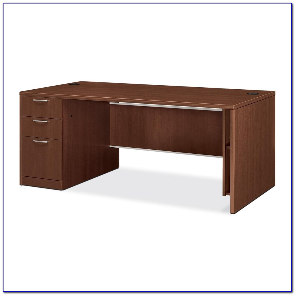 36 Inch Wide Computer Desk With Hutch