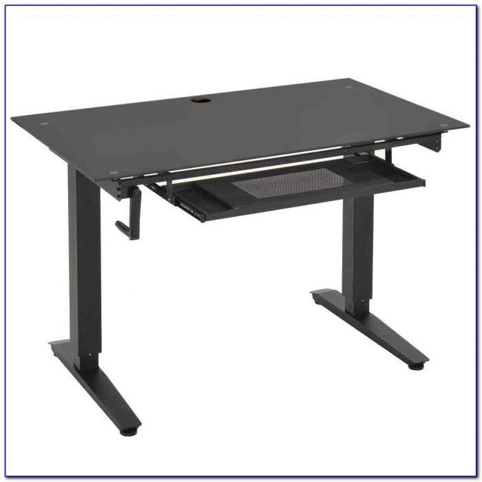 Adjustable Standing Desk Topper Desk Home Design Ideas