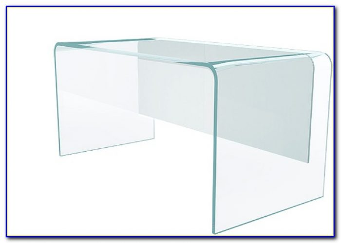 Artistic Second Sight Clear Plastic Desk Protector