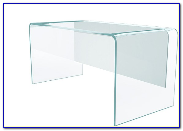 Artistic Second Sight Clear Plastic Desk Protector Desk