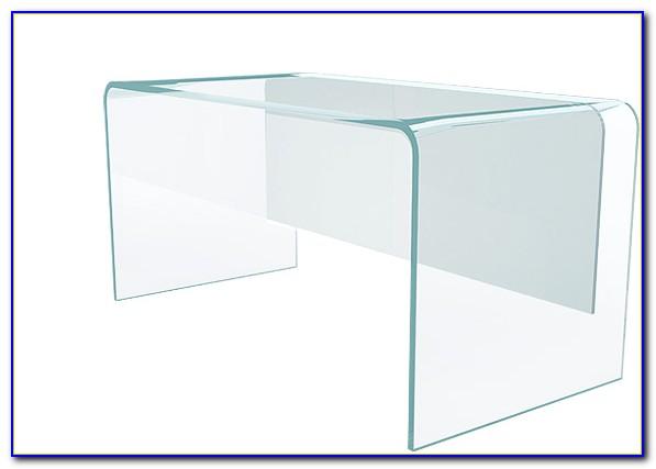 Artistic Second Sight Clear Plastic Desk Protector Desk
