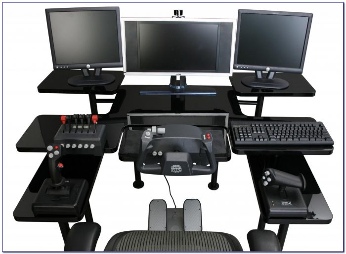 Best Desk For Multiple Monitors