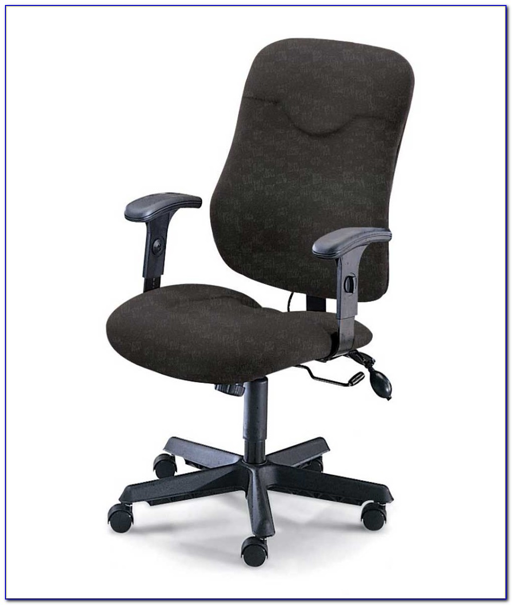 Best Office Chairs For Back Pain In India
