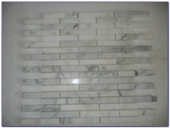 Bianco Carrara Marble Tile 12x24