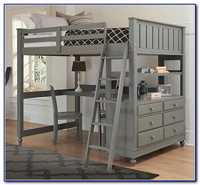 Bunk Beds With Desk Uk