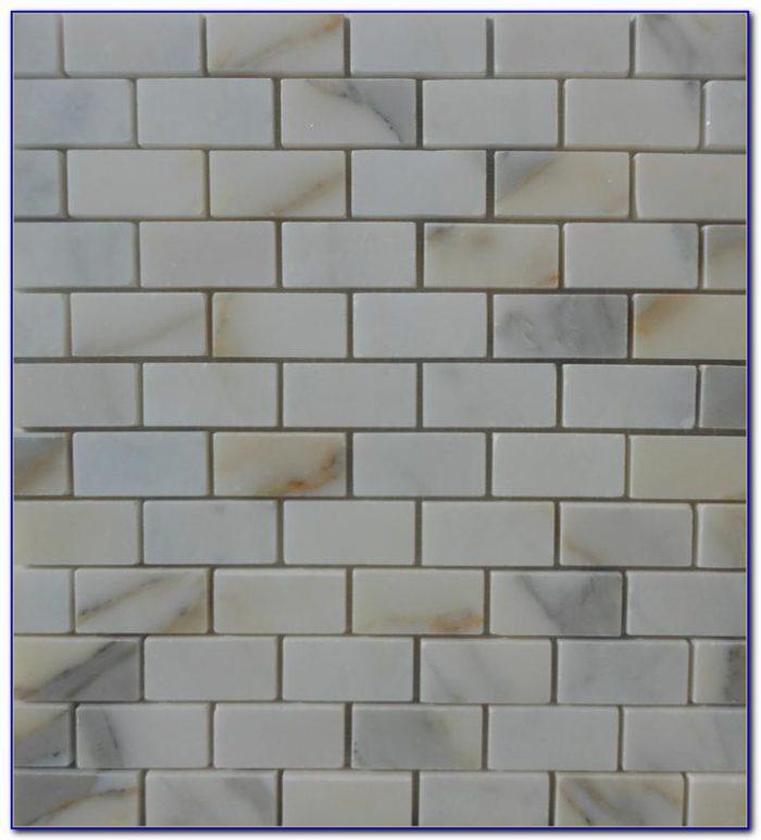 Calacatta Gold Marble Tile 3x6