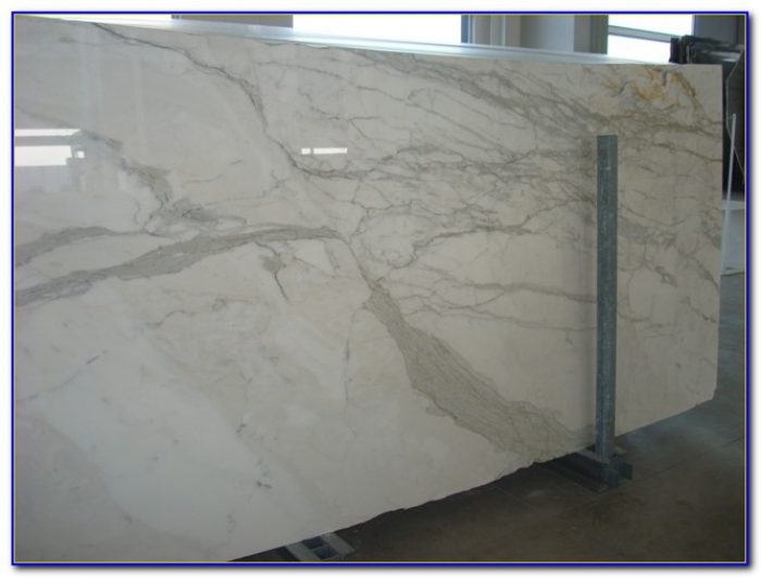 Calacatta Gold Marble Tile