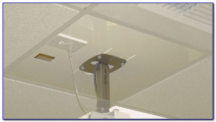 Chief Ceiling Tile Projector Mount