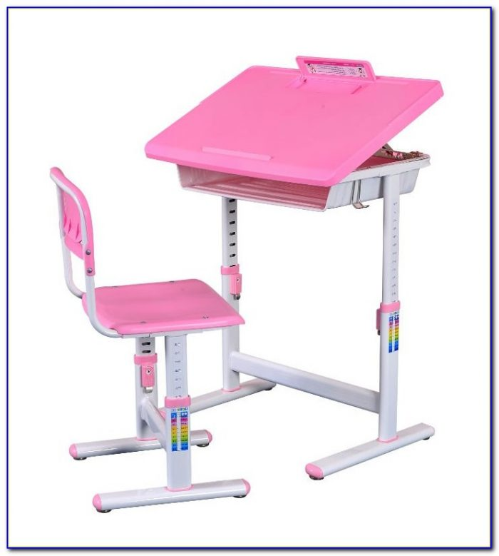 Child's Desk And Chair Plans