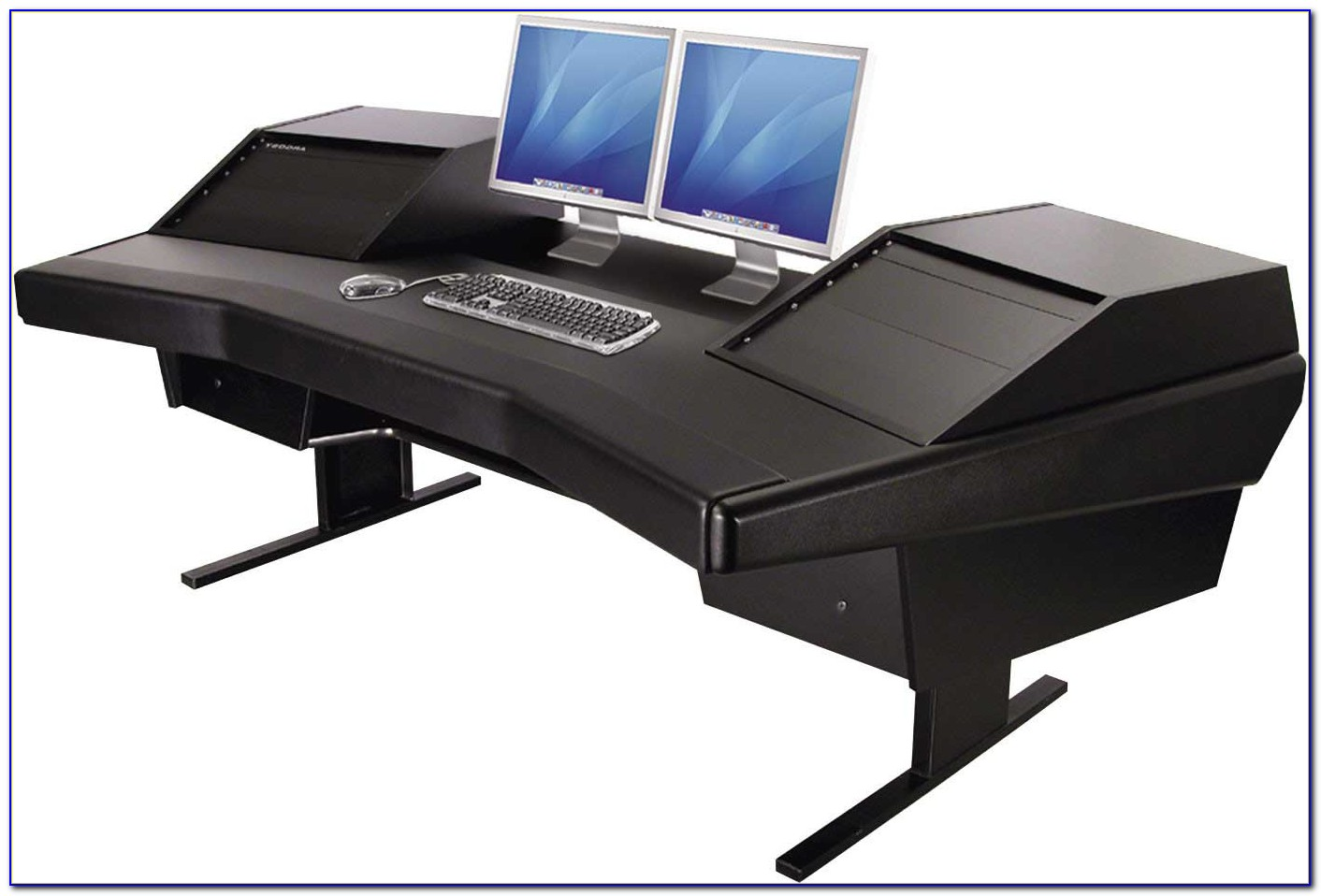 Computer Desk For Multiple Monitors