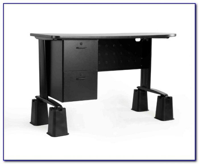 Diy Convert To Standing Desk Desk Home Design Ideas