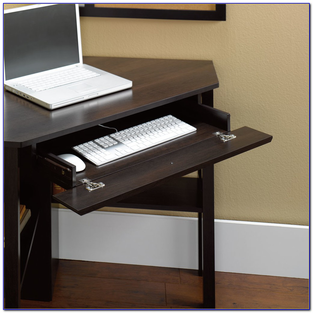 Corner Office Desk With Keyboard Tray Download Page Home