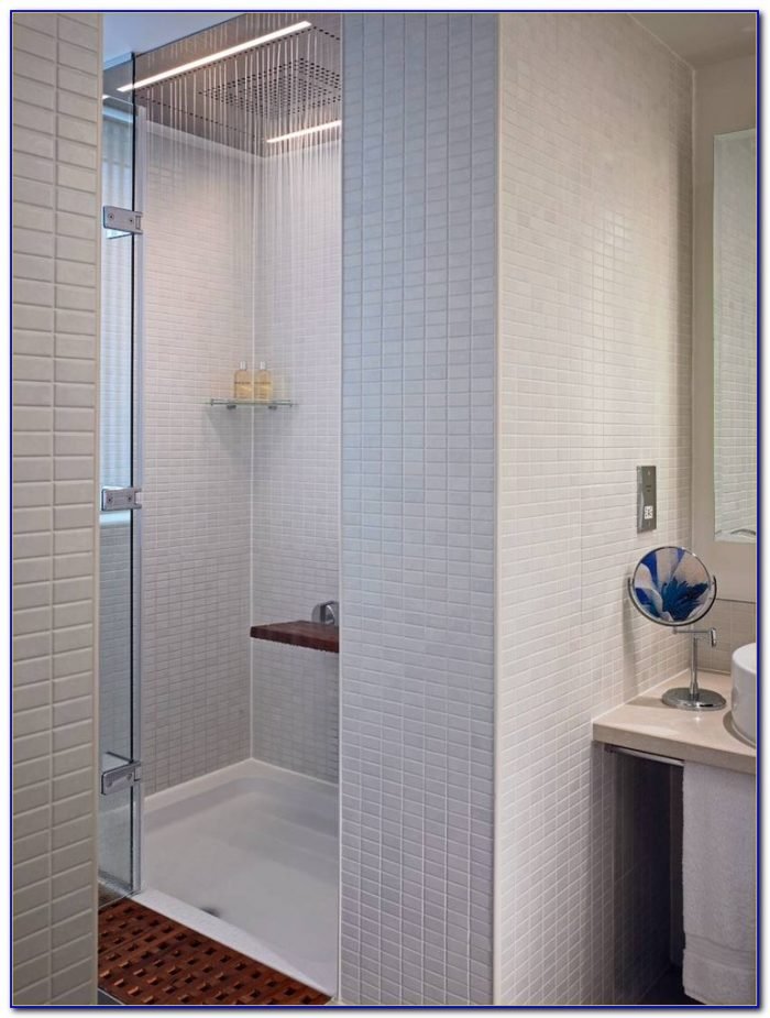 Custom Shower Pan Tile Ready