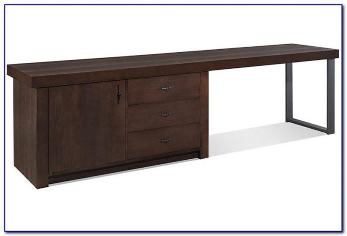 Desk And Dresser Combo