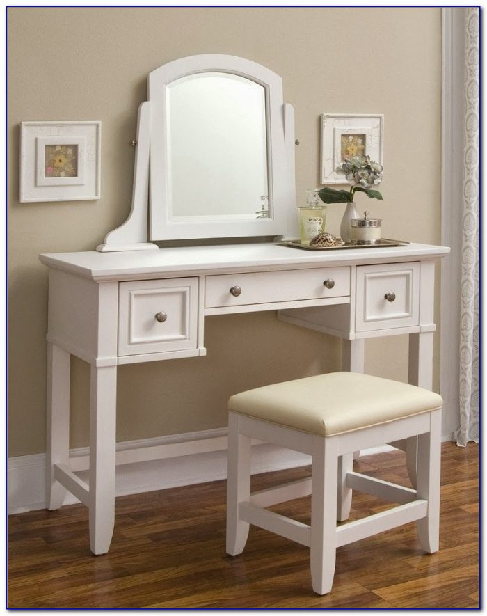 Desk And Vanity Combo Ideas