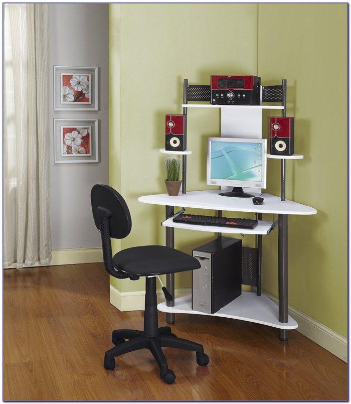 Narrow Desks For Small Spaces Uk Desk Home Design