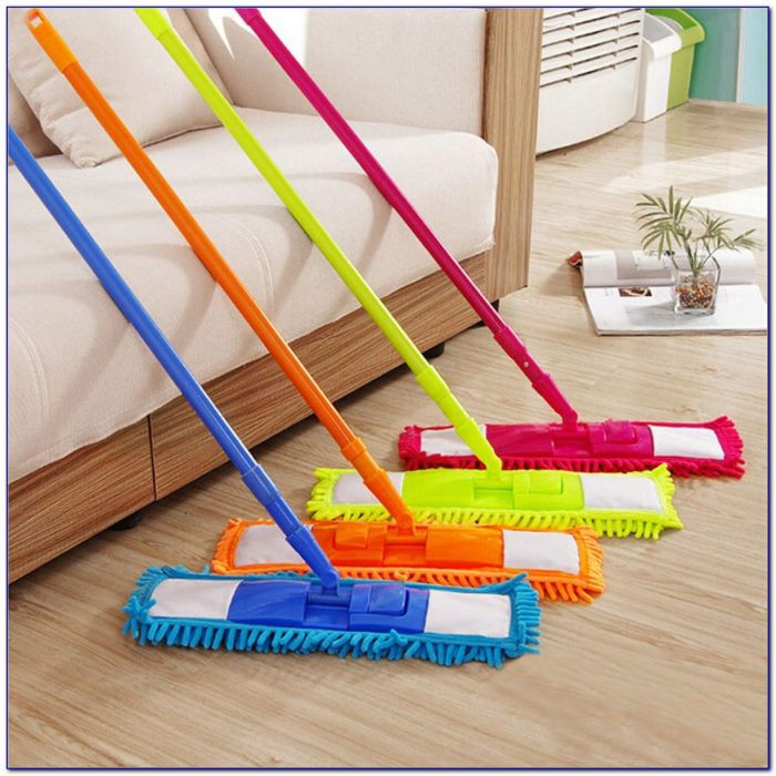 Dust Mops For Tile Floors