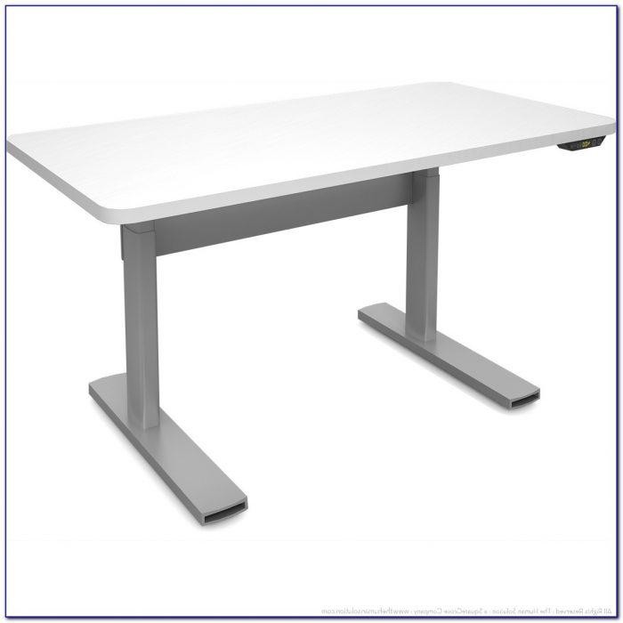 Electric Adjustable Height Desk Base