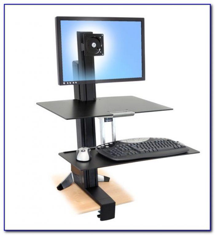 Ergotron Standing Desk Manual Desk Home Design Ideas