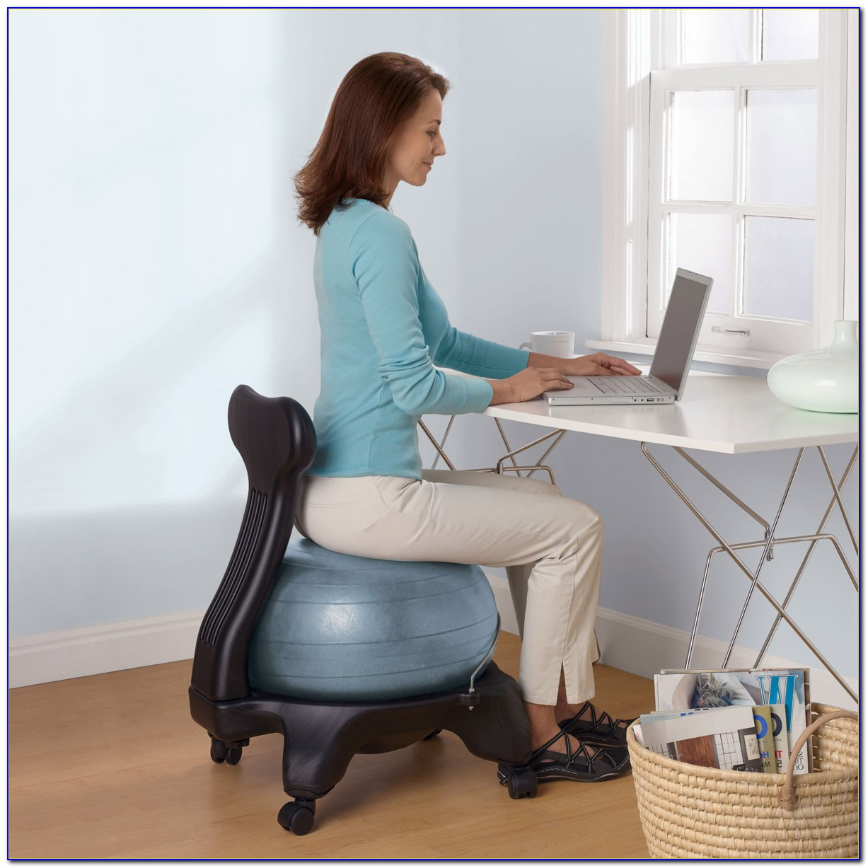 Exercise Ball Office Chair Canada