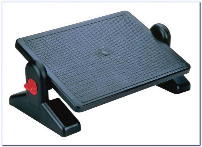 Footrest For Under Desk Desk Home Design Ideas