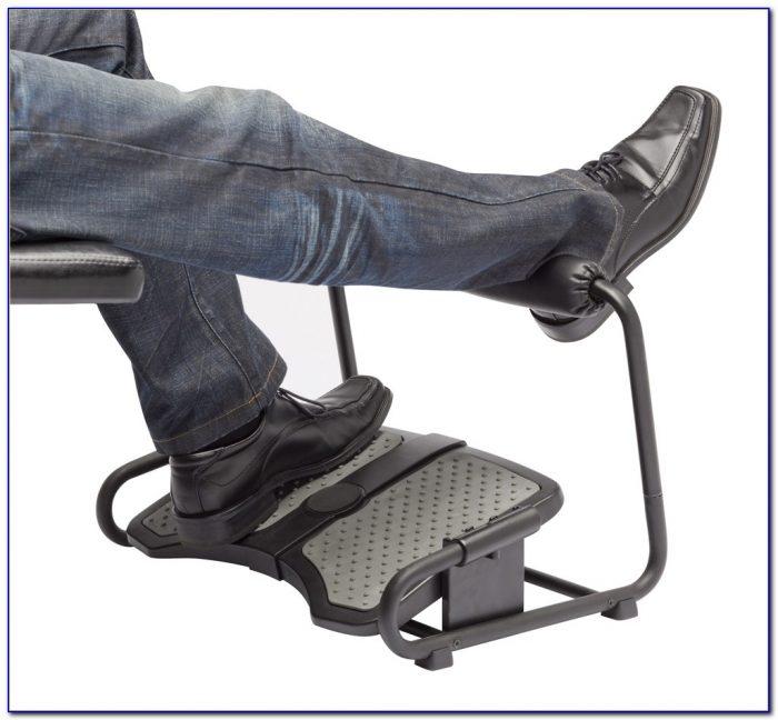 Desk Chair With Footrest Desk Home Design Ideas