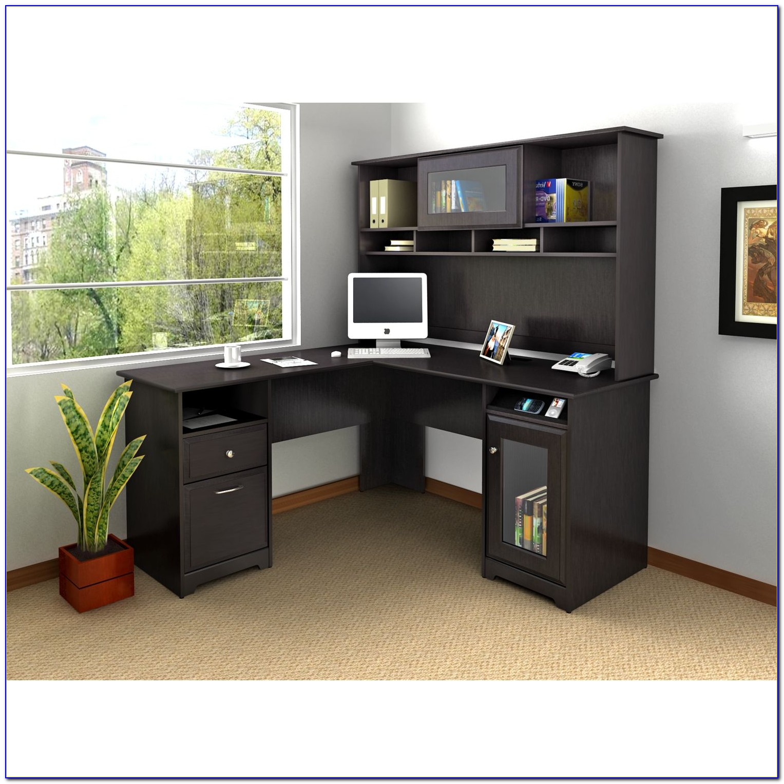 Home Office Desk With Hutch Uk