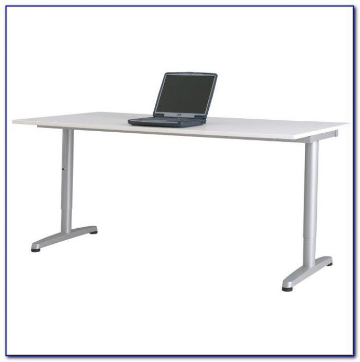 Ikea Adjustable Height Desk Legs